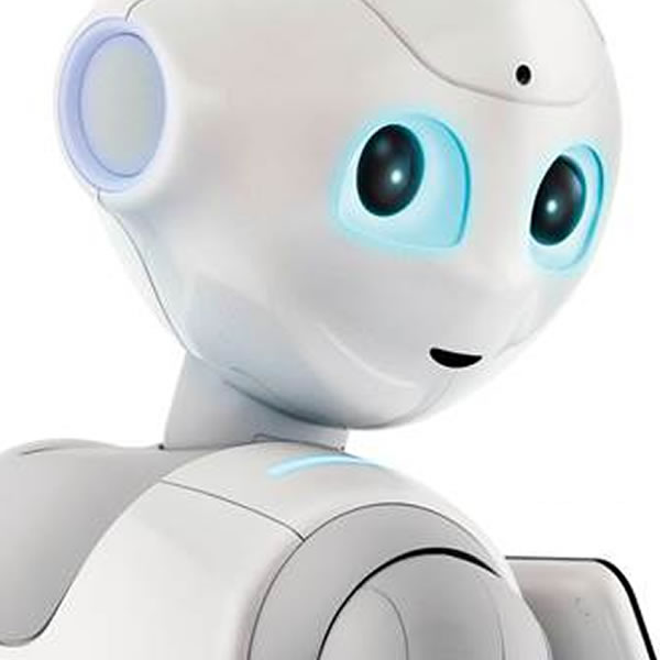Deftech (Pepper The Humanoid Robot)